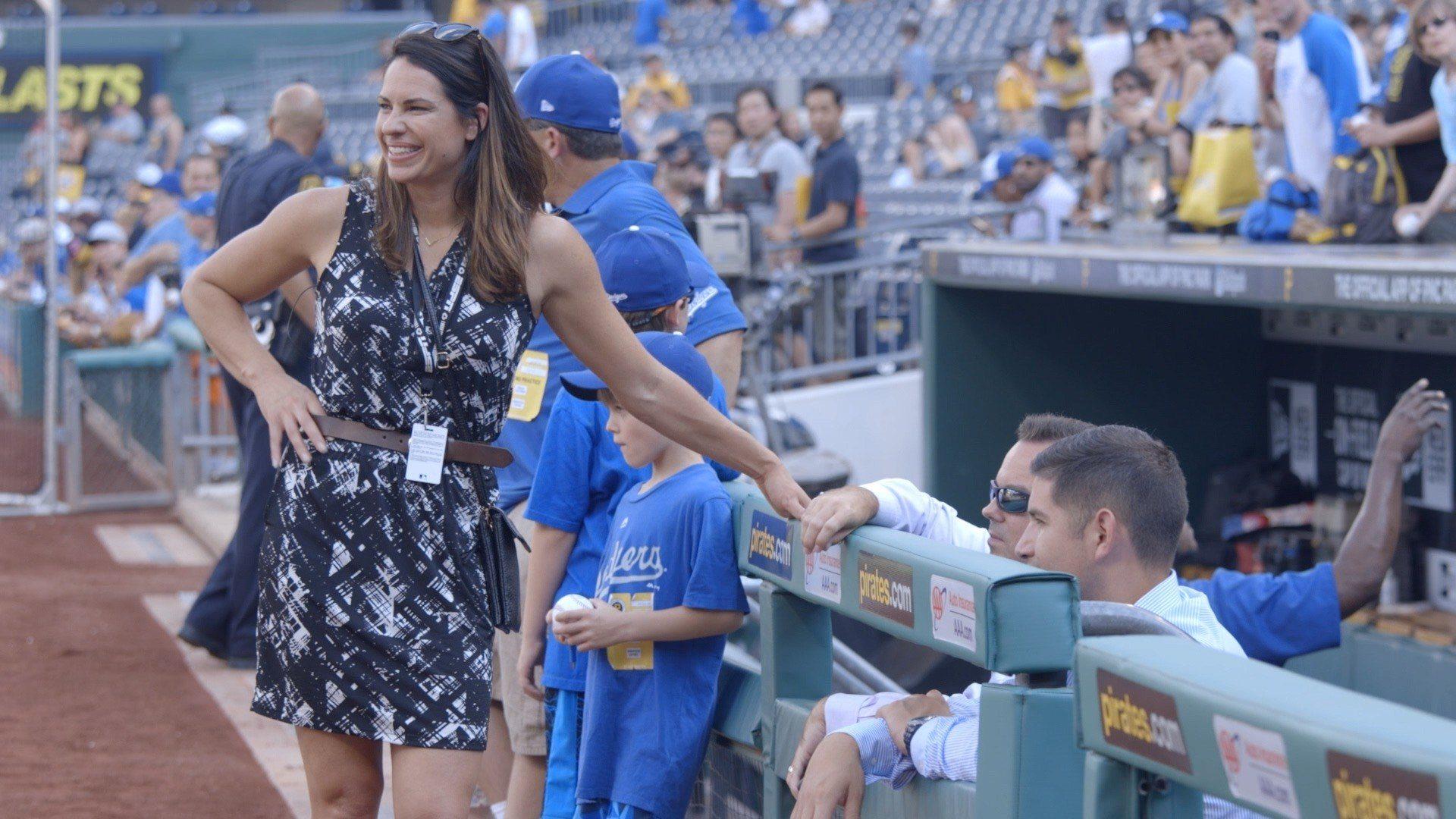 mendoza makes espn's baseball broadcast watchable.