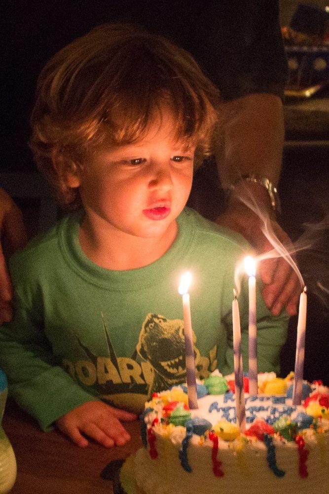 third birthday.